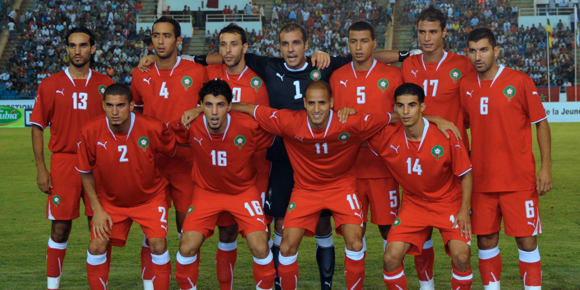 Tinganews coupe du monde 2018 le maroc vingt ans apr s - Maroc qualification coupe du monde ...